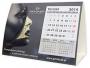 Kalendarze biurkowe typu piramidka