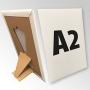 (420x594) Stand reklamowy formatu A2 z podpórką