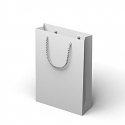 230x340x80 (B25) custom printed shopping paper bag
